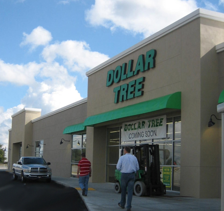 Dollar Tree - Hartley + Purdy Architecture has worked with Dollar Tree to design 10,000sf prototype stores in Florida and Georgia.