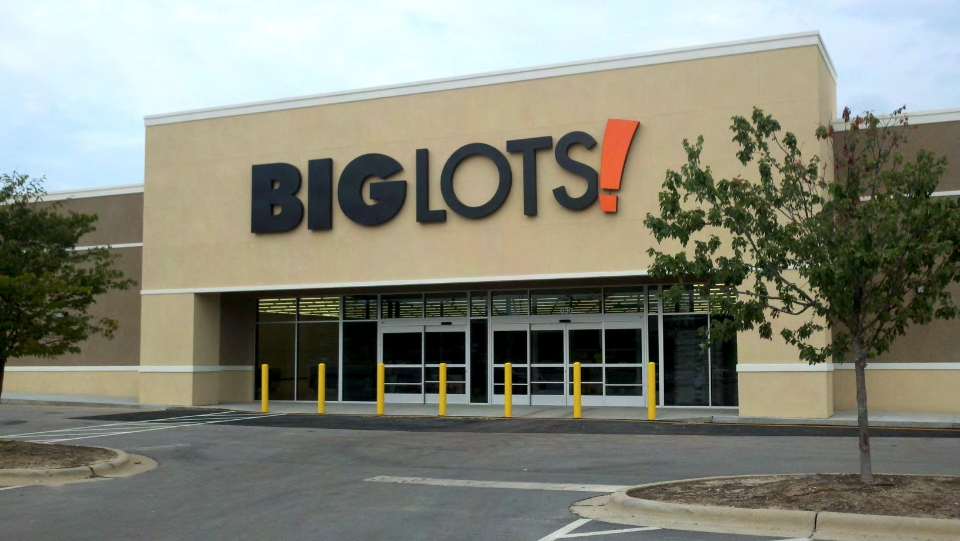 Big Lots – Hartley + Purdy Architecture designed this 30,000sf prototype store for Big Lots in Fuquay-Varina, North Carolina.